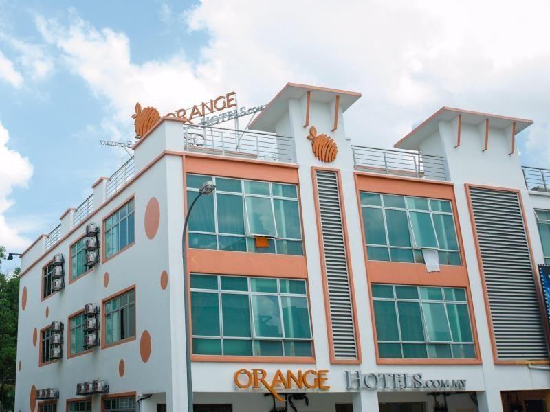 Orange Hotel Bukit Indah