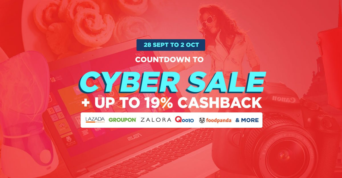 Experience The Biggest Online Sale Event In Malaysia To The Fullest With Qoo10!
