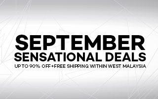 September Sensational Deals