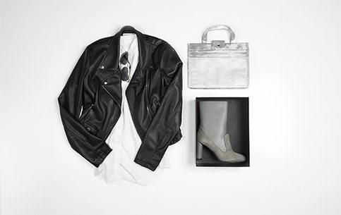 Charles and Keith flatlay for the urbanite girl