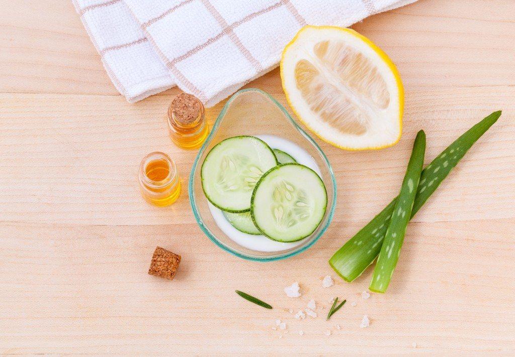 Natural skincare remedies
