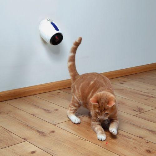Pet Cat Kitten Automatic Laser Moving Light