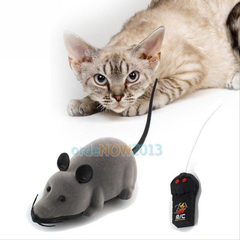 Remote Control RC Rat Mouse