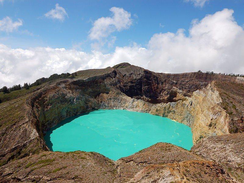 Kelimutu Crater Lake — Flores Island, Indonesia