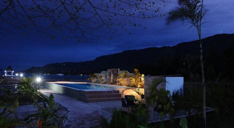 toba village inn, indonesia