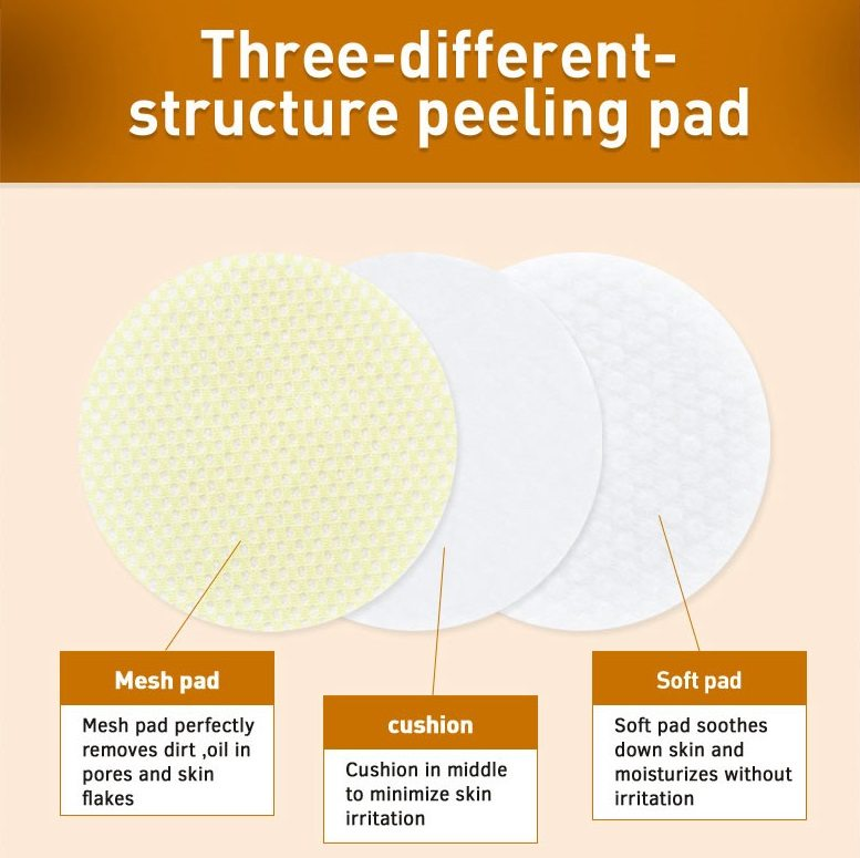 Angel Factory All-In-One Peeling Pad