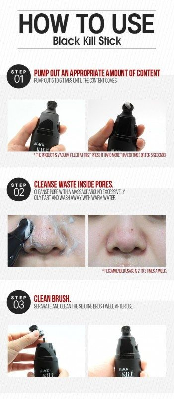 W-Lab Black Kill Pore Cleaner