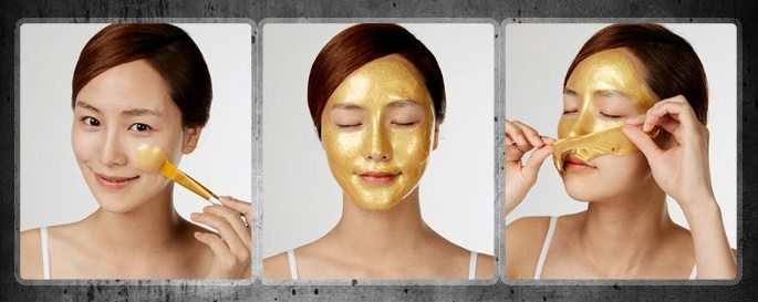 Piolang 24K Gold Wrapping Mask (80ml)