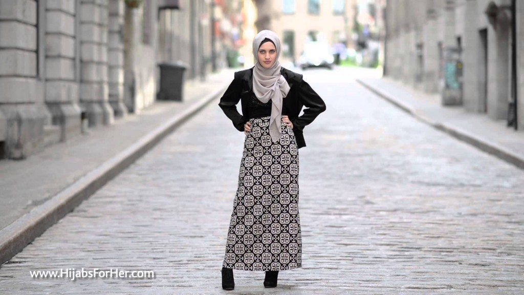 Muslimah Dresses and Hijabs