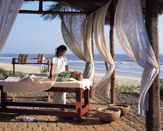 Taj Spa at Taj Exotica, Goa