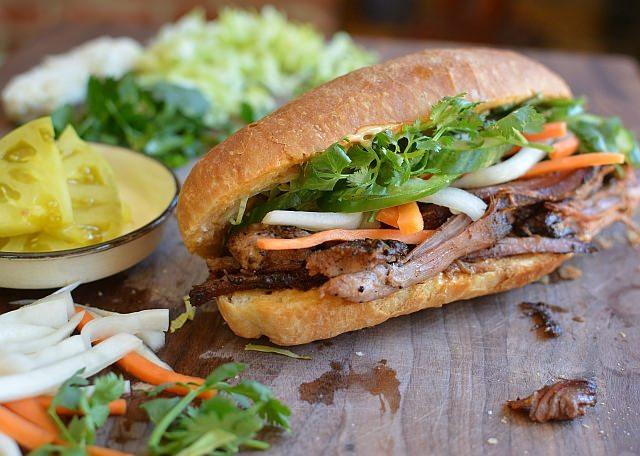 Bánh mì - Vietnam