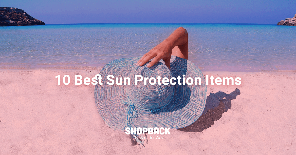 10 Sun Protection Items From Guardian For A Day Out