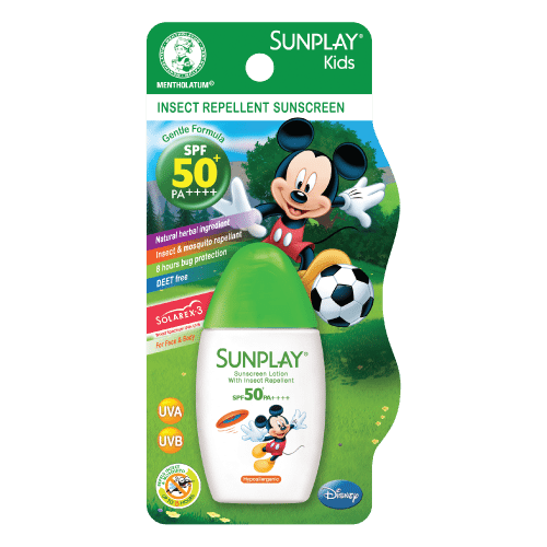 Sunplay Kids with Repellent
