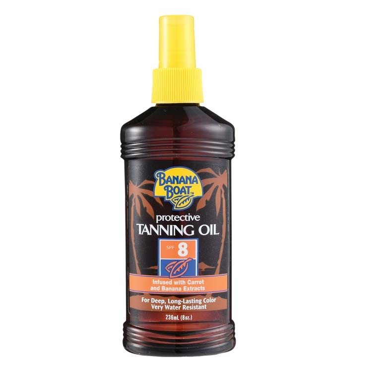 Banana Boat Protective Tanning Oil