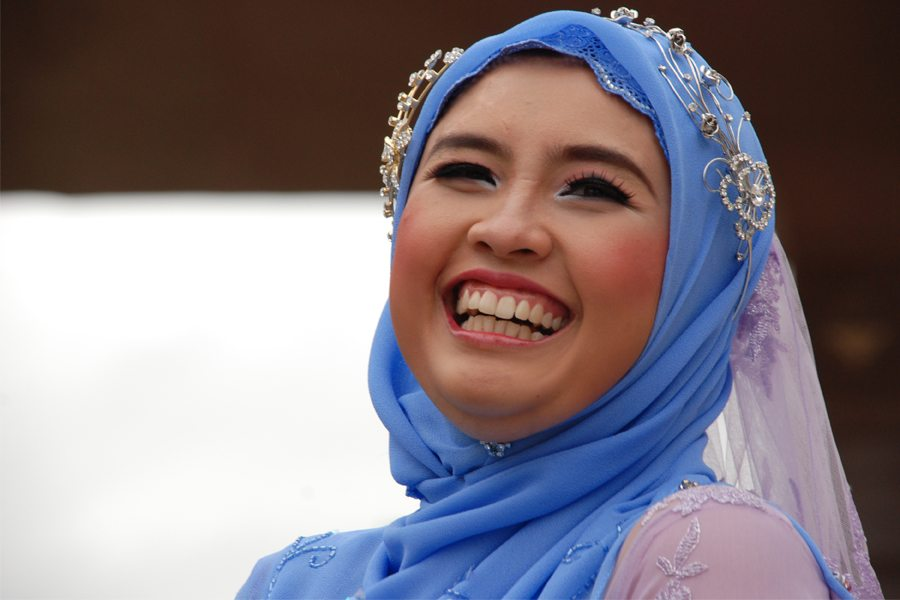 Malaysia Muslim Woman