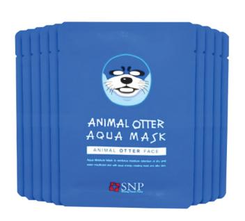 SNP Animal Otter Aqua Mask Set