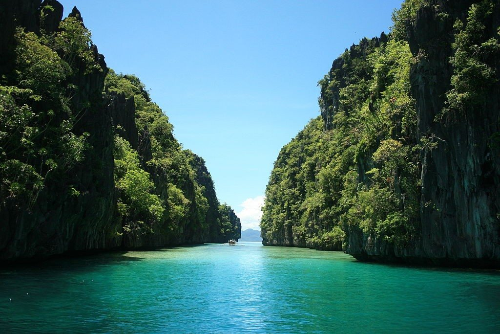 El Nido Palawan Big Lagoon Philippines
