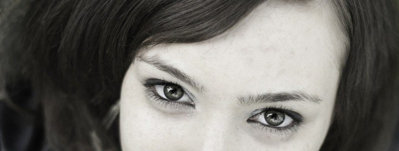 Asian eye model