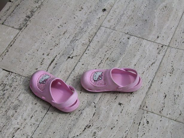 Match your Crocs with kids or best friends!