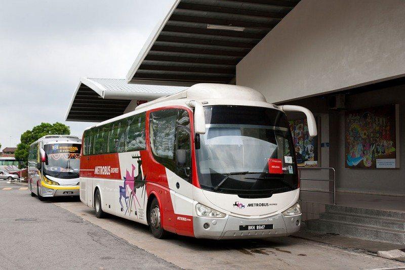 Coach Bus Malaysia