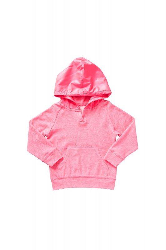 Rain pullover hoodie