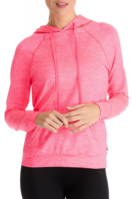 micro sweat pullover hoodie by Bonds