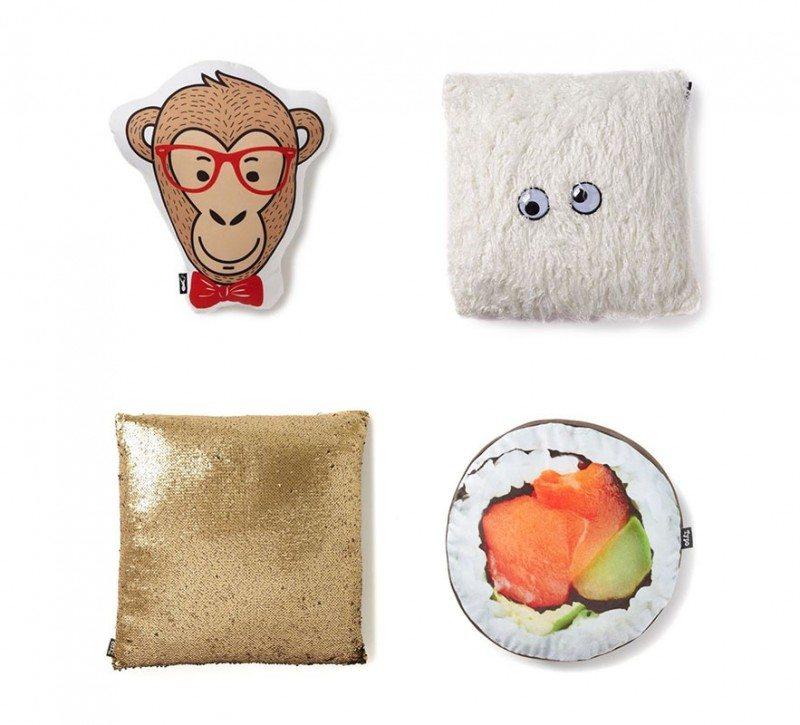 novelty cushions