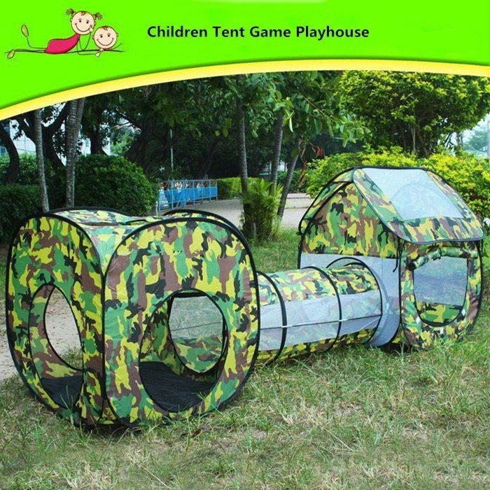 Children play tent from Sammydress