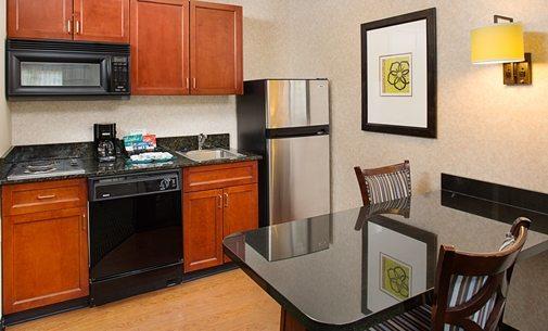 Kitchen in Hilton