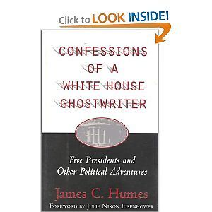 Confessions of a White House Ghost Writer