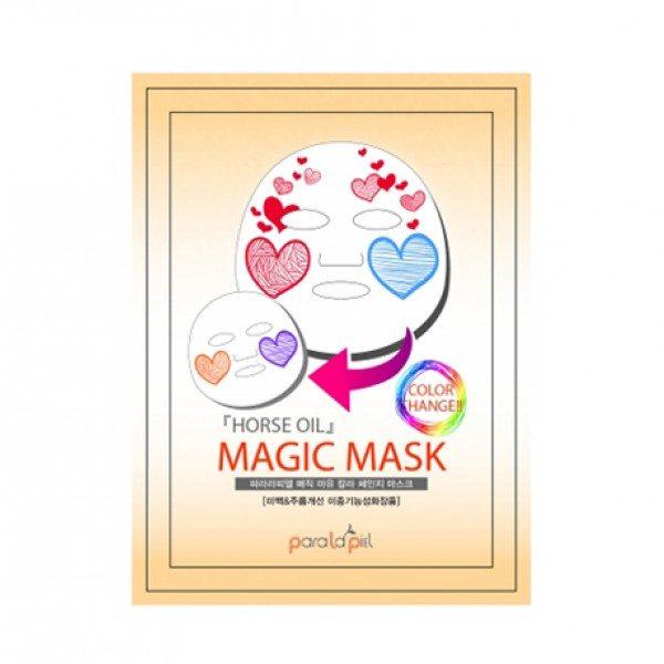 Paralaplel Magic Color Change Mask Horse Oil