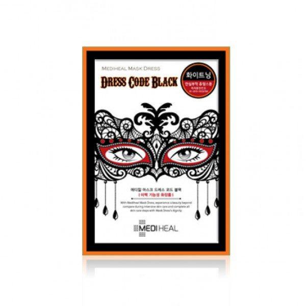 Mediheal Mask Dress Code Black