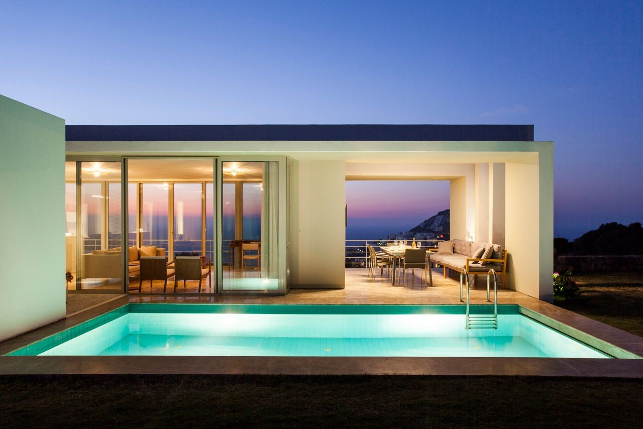 Lanzarote Villa With Seaview For Sale