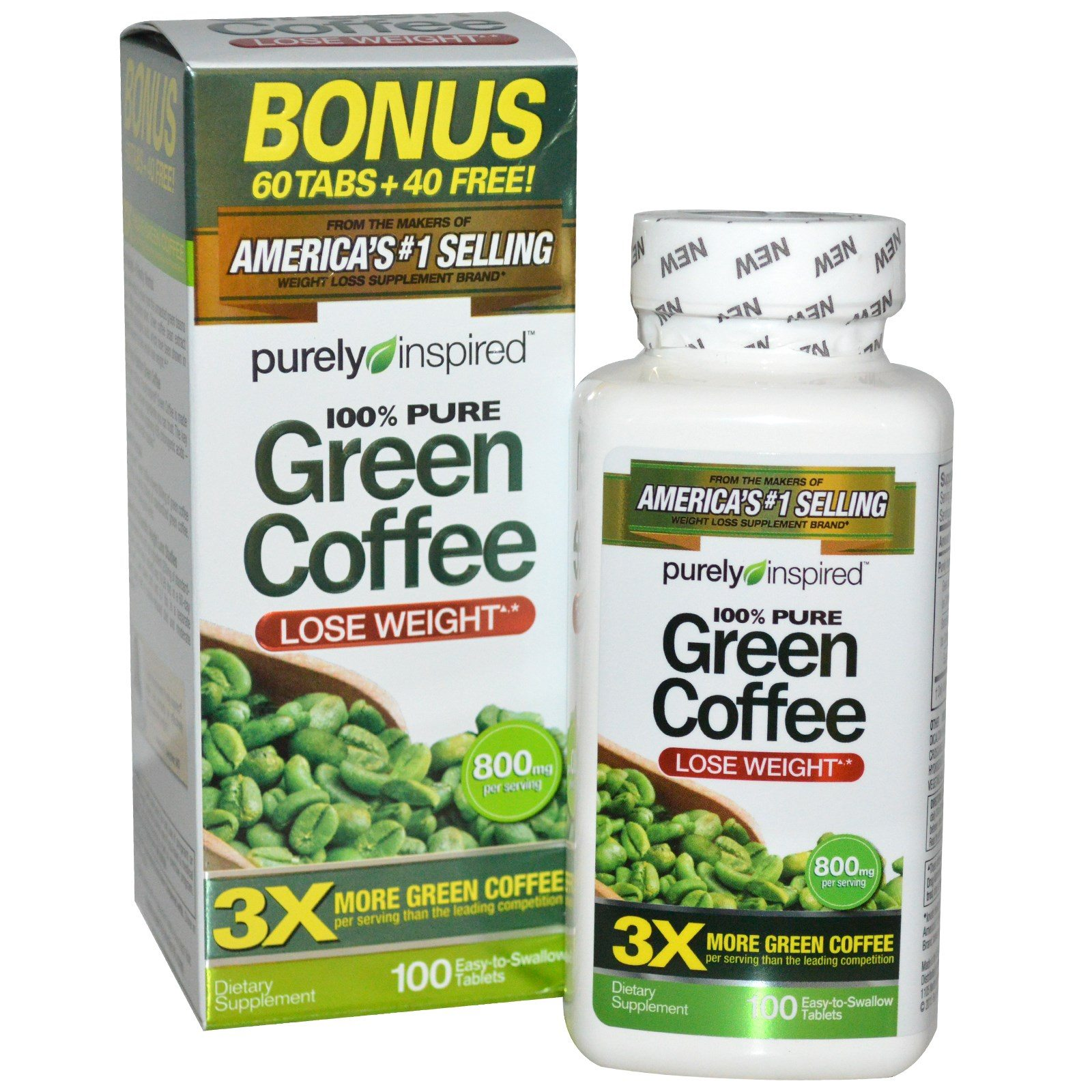 Green coffee extracts weight loss supplements