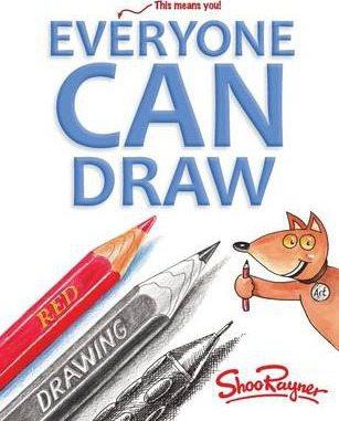 Everyone Can Draw Shoo Rayner