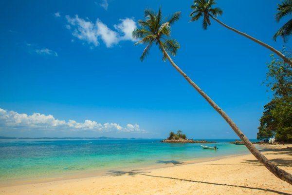 Beautiful Malaysia Beach