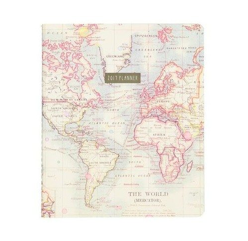 2017 Essential Planner plan trips compact size