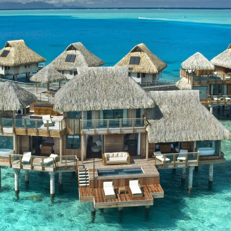 HIlton Hotels & Resorts Bora Bora French Polynesia