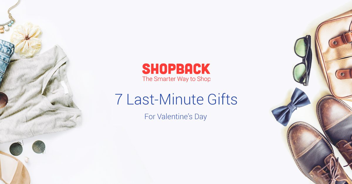 7 Last Minute Valentine's Day Gifts