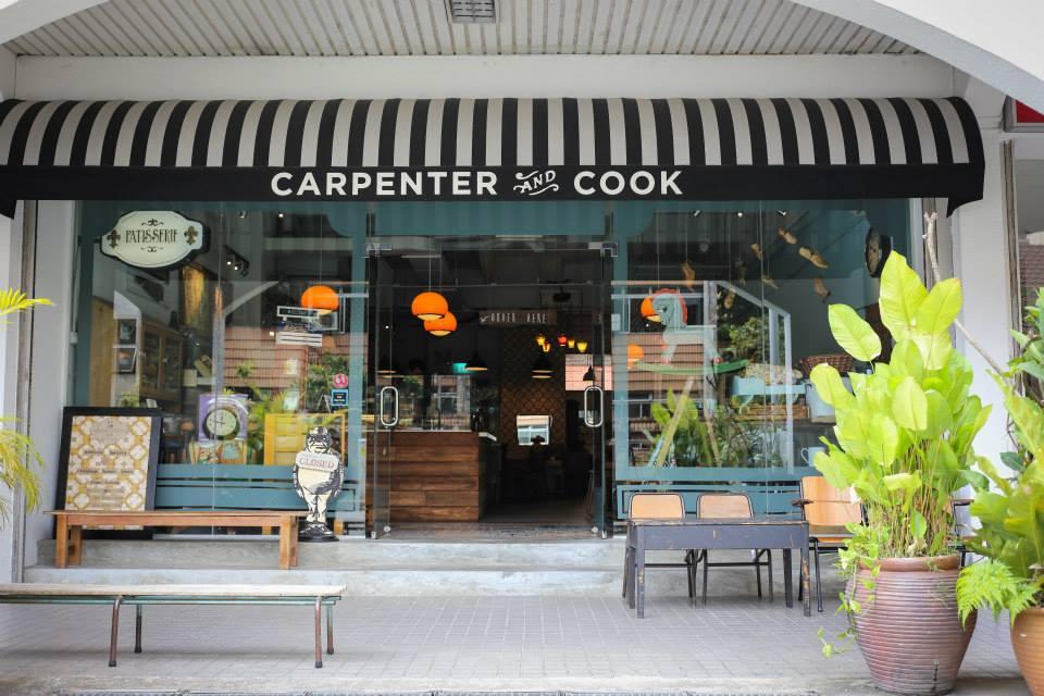 Carpenter & Cook Cafe in Singapore