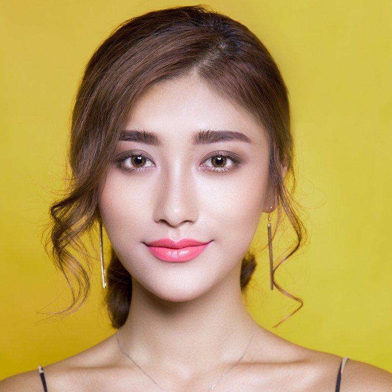 pretty asian woman pexels