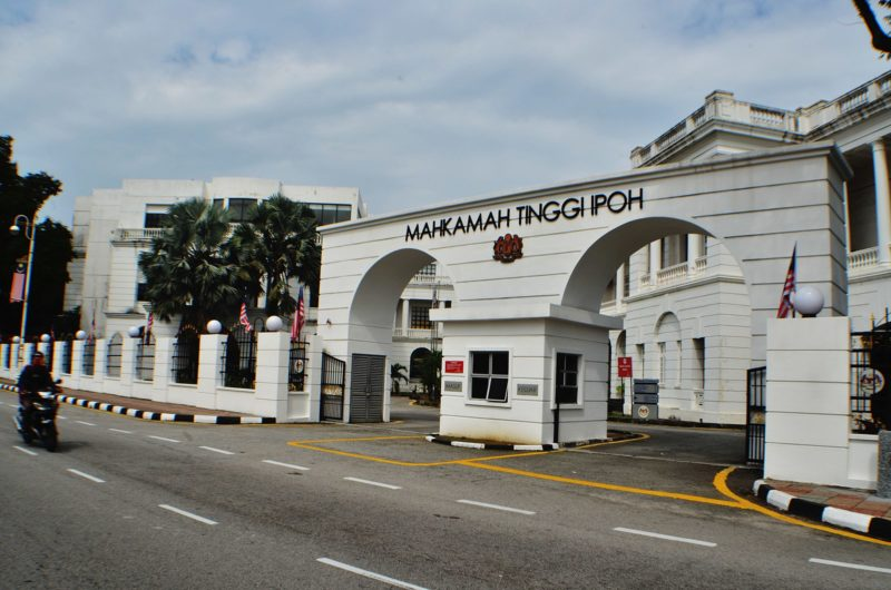 ipoh high courts