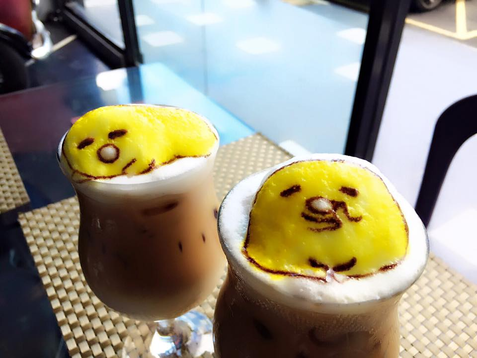 Gudetama Coffee