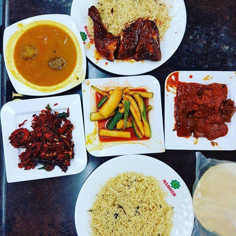 Restoran Mahbub