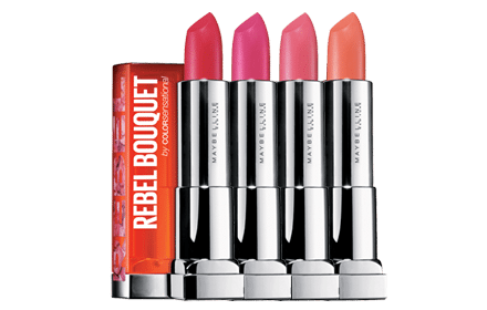 Maybelline Color Sensational Rebel Bouquet lipstick