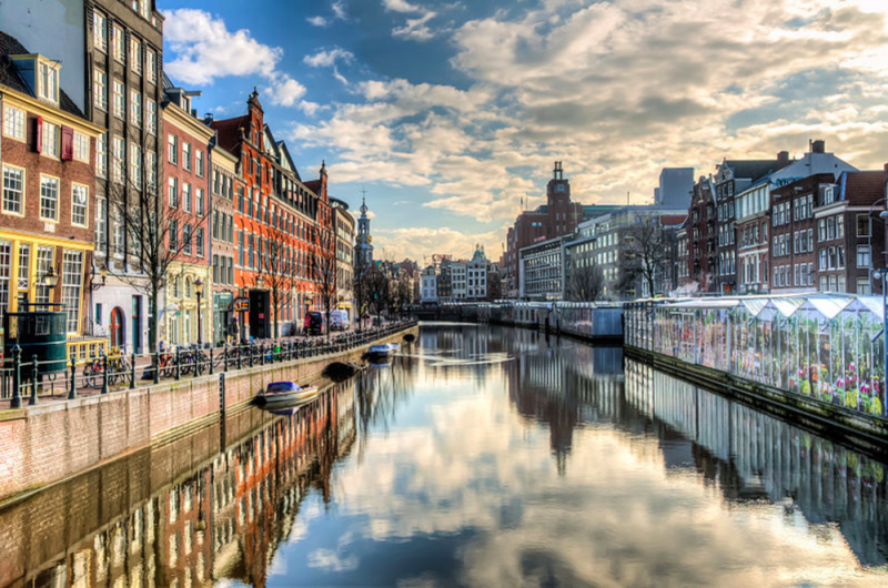 Amsterdam's Canal Ring