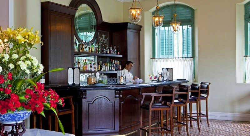Image credit: The Majestic Malacca The Bar at The Mansion