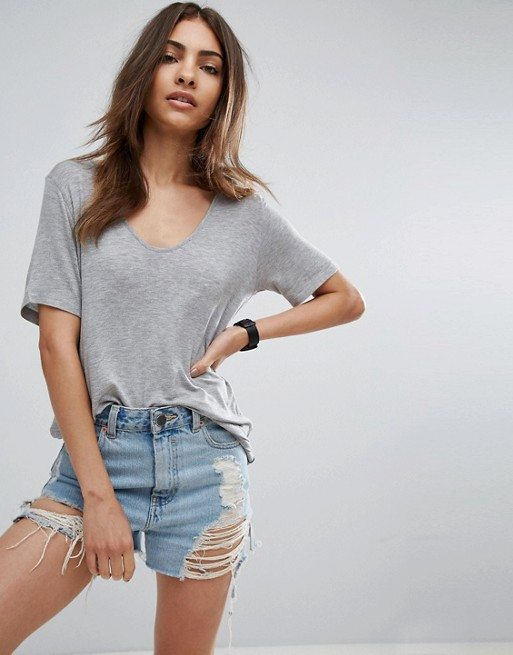 ASOS Short Sleeve Forever T-Shirt