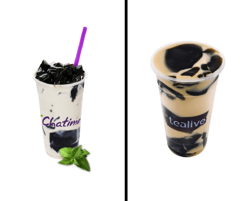 Roasted Milk Tea