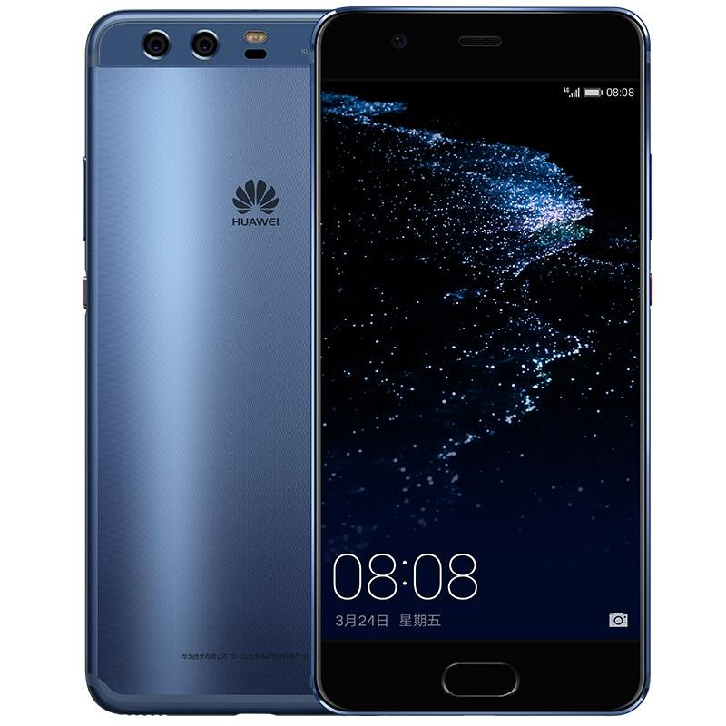 Huawei P10 Plus in blue